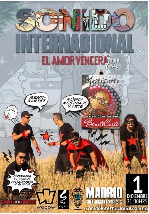 Entrevista a Sonido Internacional