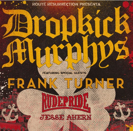 Dropkick Murphys Madrid 2020